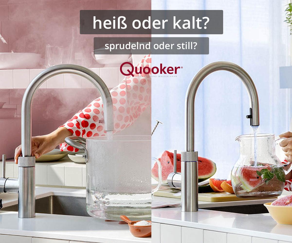 Quooker Kochend Wasser Hahn Kuchen Raab Stuttgart