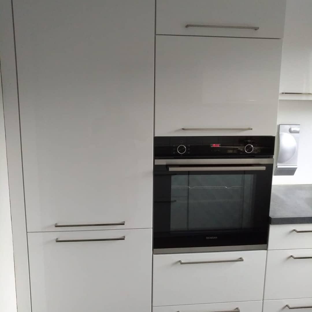 Falmec Küche weiss lack - Küchenstudio Raab Stuttgart Referenzen 3