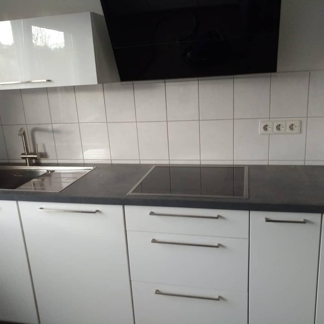 Falmec Küche weiss lack - Küchenstudio Raab Stuttgart Referenzen 4